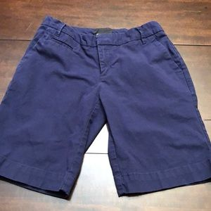 Patagonia women's shorts.  Size 2.  Navy blue.